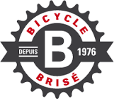 Bicycle brisé
